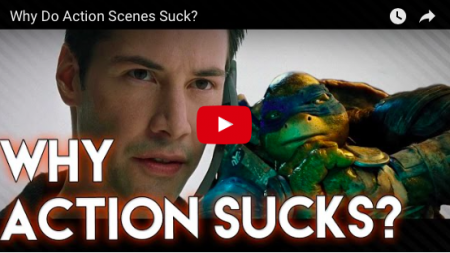 Why do action scenes suck