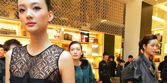 Recherche consommateur Luxe chinois