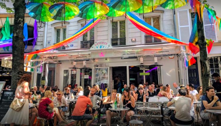 Bar le Ju' Paris Marais