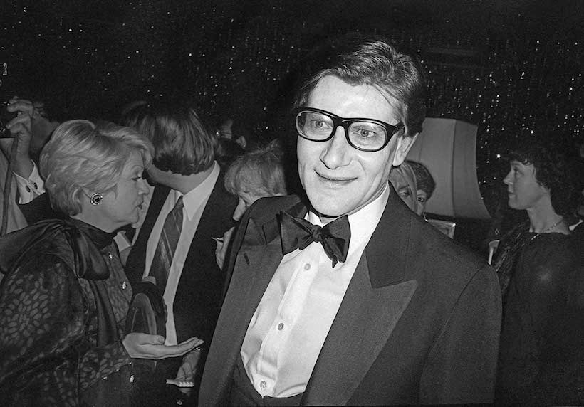Yves Saint Laurent au Moulin Rouge, 1984