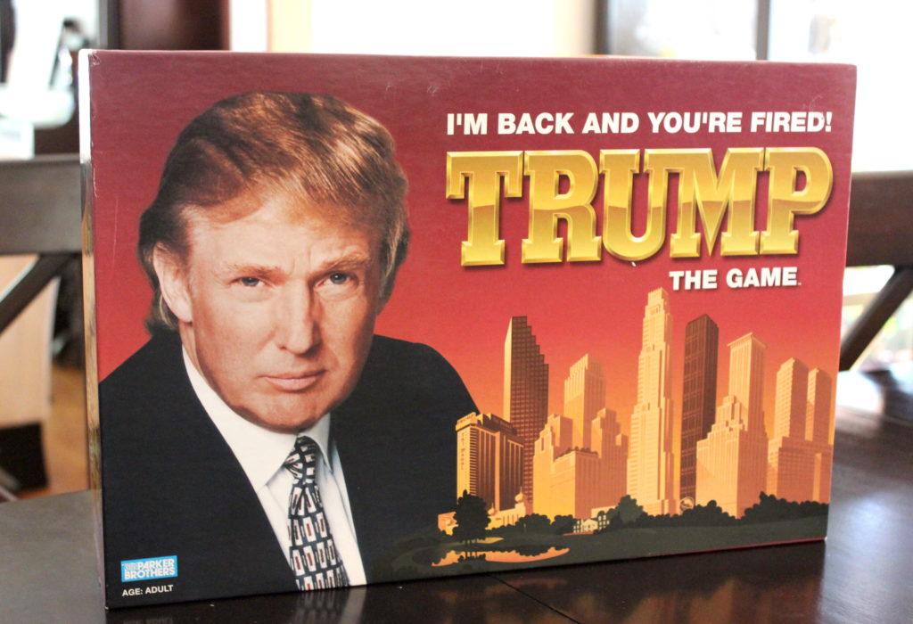 Donald Trump Le Jeu