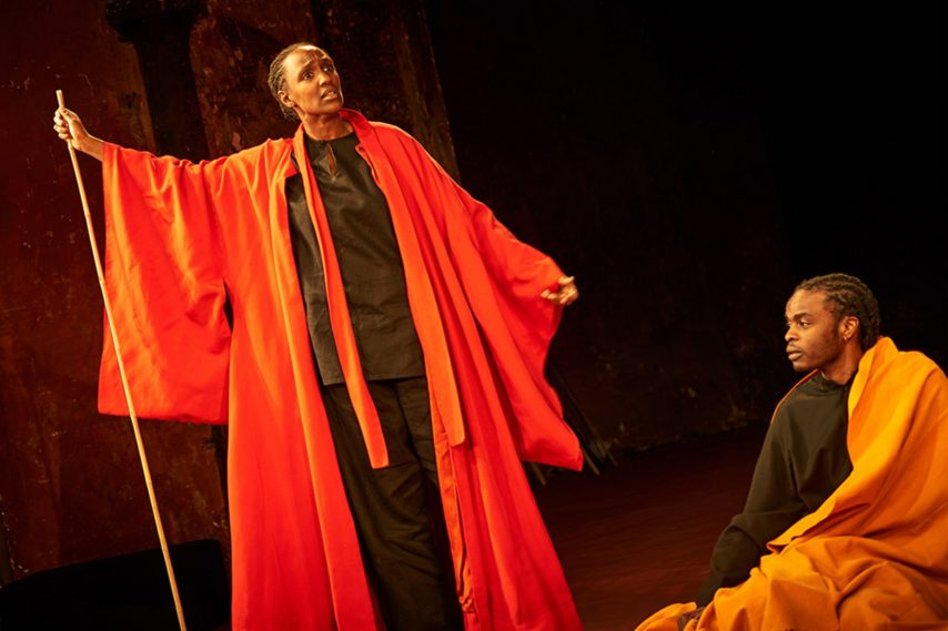 Peter Brook Théâtre vivant