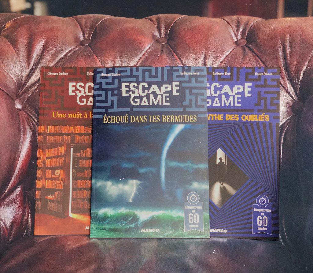 Escape Game Livre Fast Fresh Le Blog Strategie Des Usages