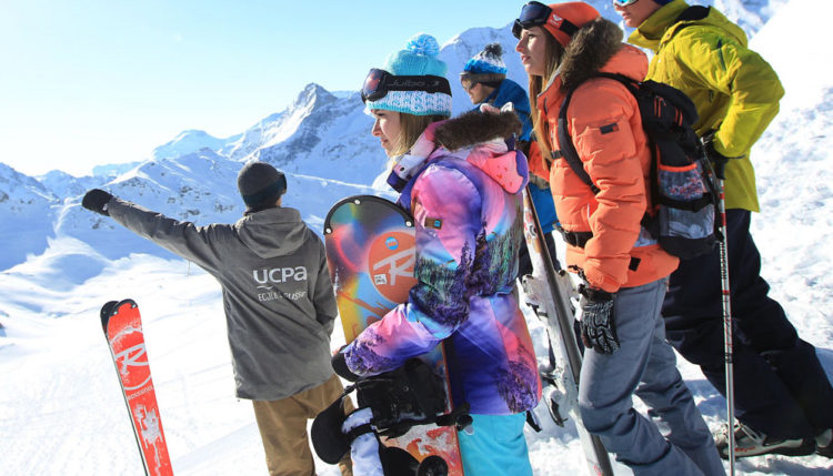 UCPA Fast & Fresh Ski