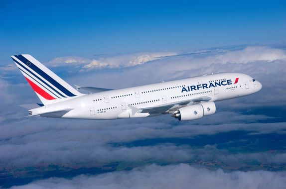 Air France Fast & Fresh Relation de marque