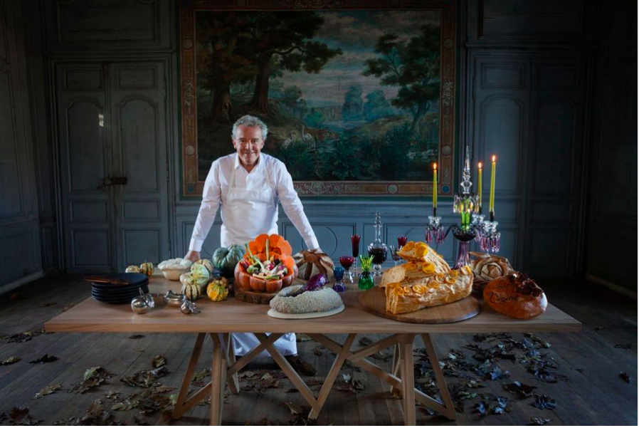 Alain Passard, un exemple d'innovation de rupture