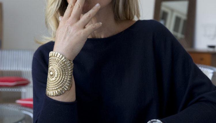 Carole de Bona Vendôme Luxury Fashion week Luxe fast & Fresh