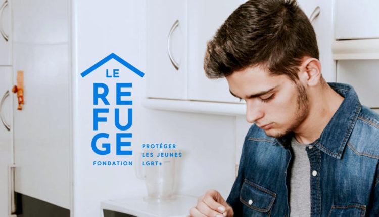 Le refuge jeunes LGBT Nicolas Noguier Fast & Fresh