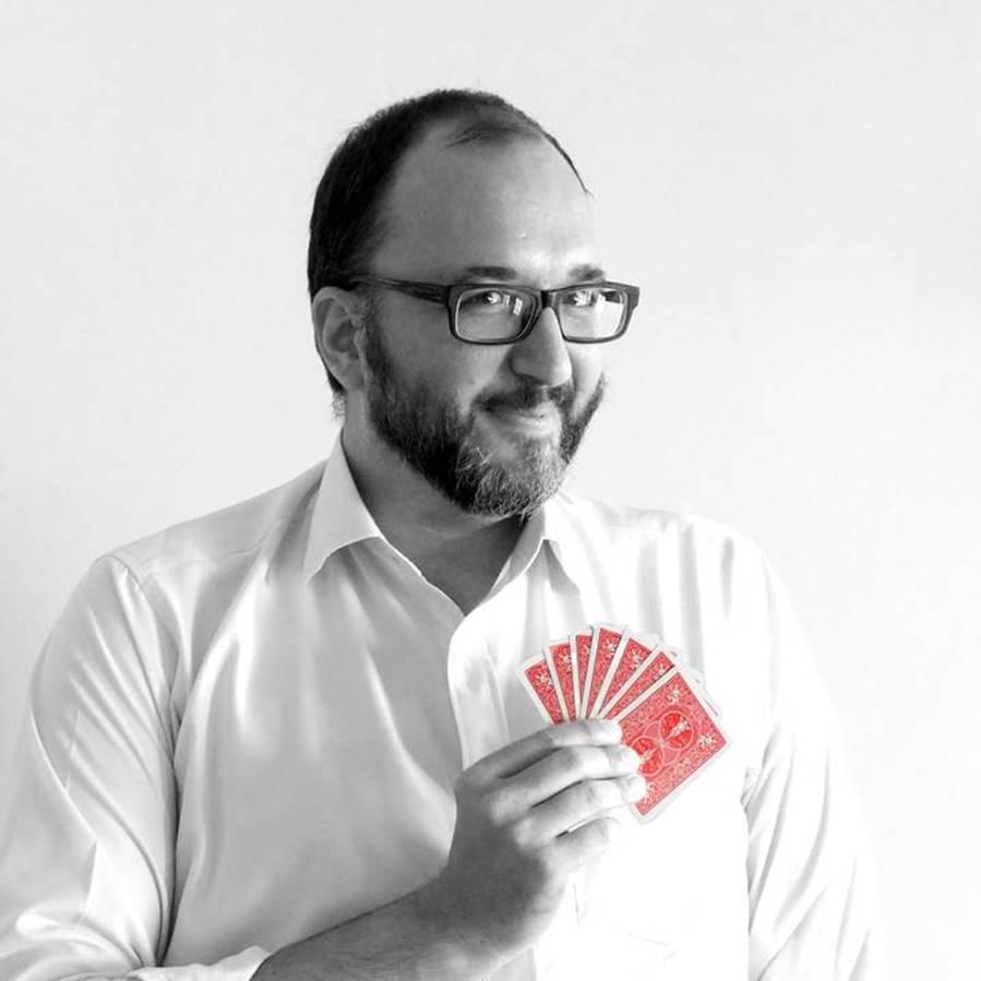Benoît Leoty, Spécialiste du jeu et du serious gaming