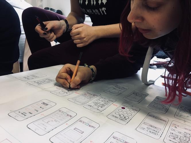 Sup'internet, une école où les professeurs essayent d'enseigner une définition de l'UX plus juste