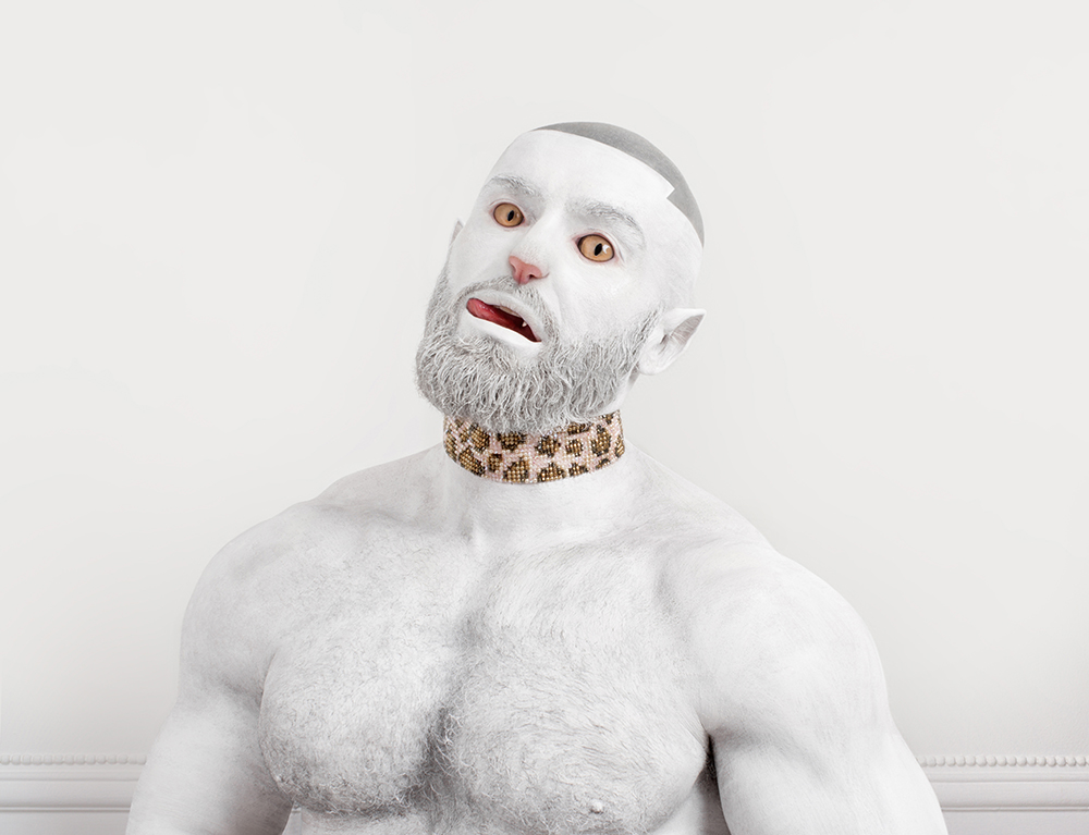 Jonathan Icher : un regard LGBT malicieux sur la photographie d'art contemporain